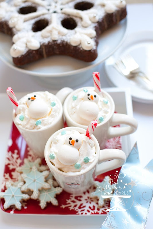 Wilton Snowman Marshmallows Candy Canes-43