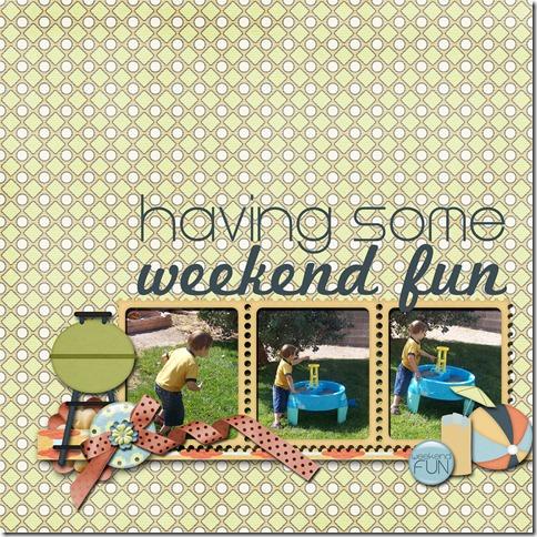 Weekend Fun2