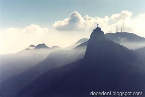 Corcovado e Cristo Redentor, Rio de Janeiro