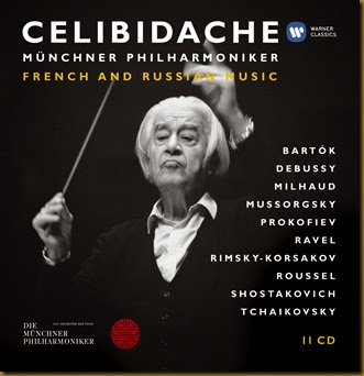 Sheherazade Celibidache EMI