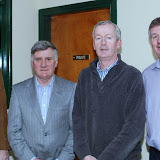 Tony Wehrly, Kevin Coleman, Frank Armstrong, Eamon Mc Cafferty. (Frank was 1st in the Autumn League B - while Kevin was 3rd)