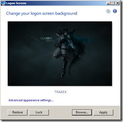 logon screen 2