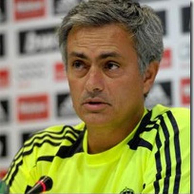 """Mourinho: """"Hablé con los jugadores pero no tengo nada que decir de lo que hablamos"""""""