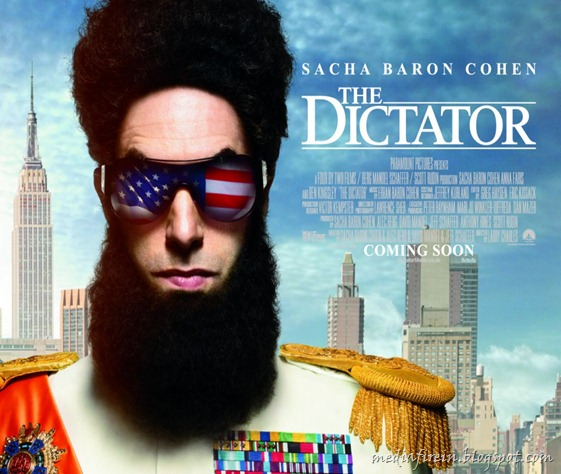 The Dictator (2012)1