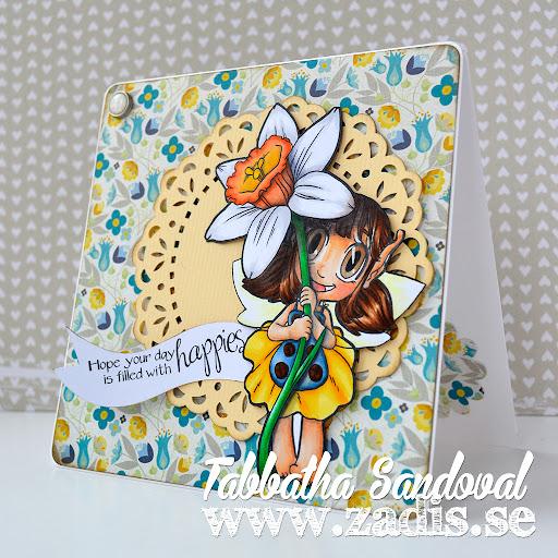Daffodil Fairy Happies