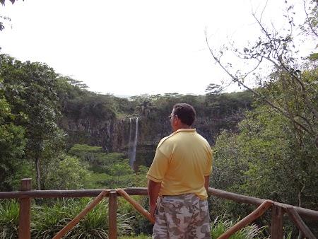 Obiective turistice Mauritius: Cascada Chamarel