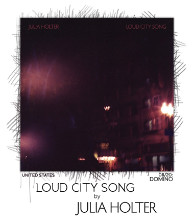 Loud City Song by Julia Holter