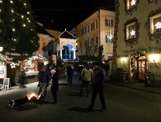 Weihnachtsmarkt St Wolfgang