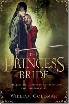 The Princess Bride Book Cover