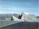 Juliana summit seen from the east (from 'To The Mountains of the Stars', published 1962)