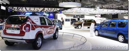 IAA Frankfurt 2011 Dacia 06