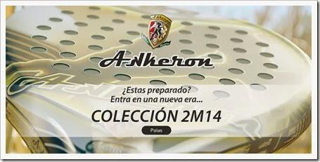 AKKERON presenta su Colección Palas 2M14 con 24 modelos y estrena página web.