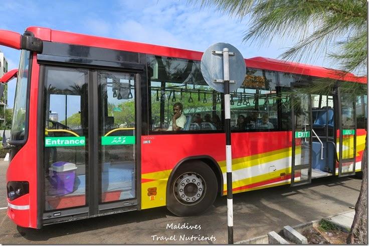 馬爾地夫 交通渡輪計程車飛機公車 (31)
