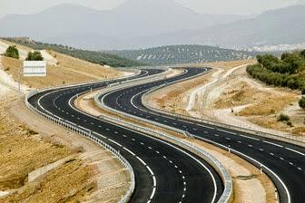 Etapas del trazado de carreteras