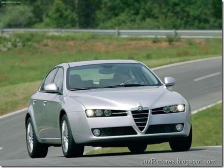Alfa Romeo 159 (2005)6