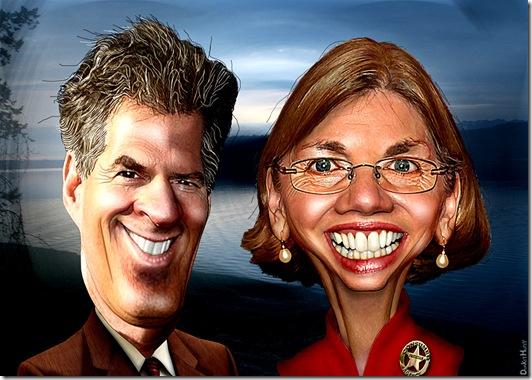 Brown vs Warren