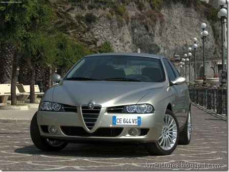 Alfa Romeo 156 2.4 JTD (2003)9