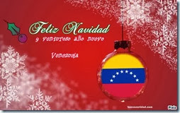 feliz navidad venezuela