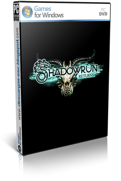 Shadowrun Returns-FLT | 2013 | English | G-Drive-MEGA-Putlocker-Zippyshare-Gamefront+