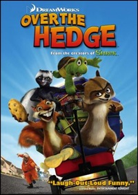 Over the Hedge - poster