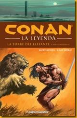 Conan Leyenda 3