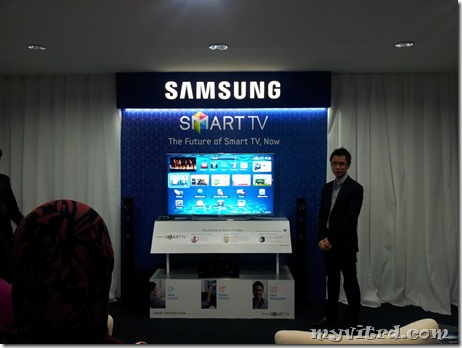 Samsung Smart TV 10