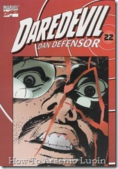 P00022 - Daredevil - Coleccionable #22 (de 25)