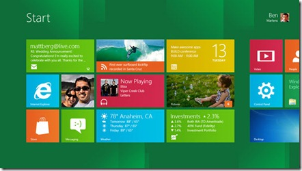 Download and Install Windows 8 Consumer Preview
