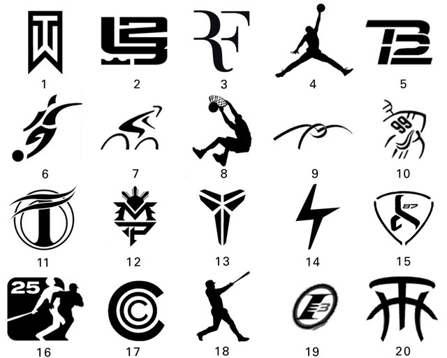 how to draw the nike logo step by step