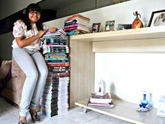 1 - 'Era um sonho', diz acreana de 16 anos que vai cursar direito na UFMG