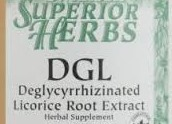 DGL (deglycyrrhizinated licorice) to Treat Barrett's Esophagus