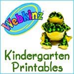Webkinz K Printables