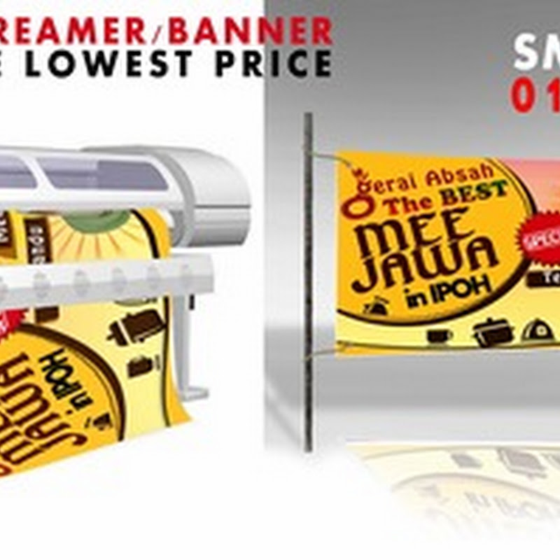 Printing Banner Service