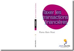 Taxer les transactions financière