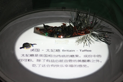 In China, Britain is known for its Taffee...