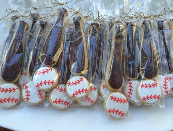 Baseball Cookies 057