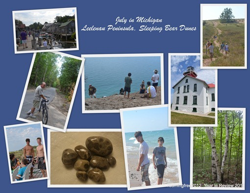 Leelenau Peninsula - July