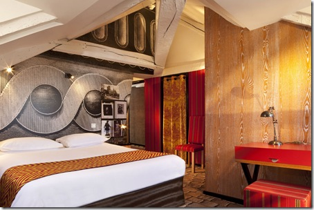 Paris Hotel le Notre Dame Christian Lacroix