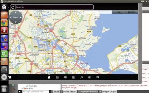 Ubuntu Unity - ricerca maps su Dash