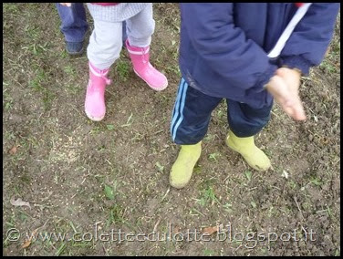 I bambini delle classi 1° della Scuola Primaria di Padulle piantano il grano! (4)