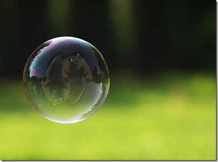life-in-a-bubble