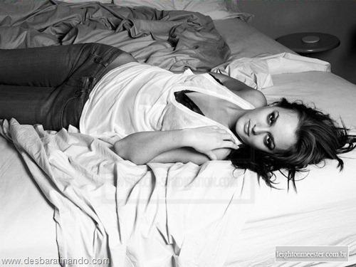 Leighton meester blair gossip girl garota do blog linda sensual desbaratinando  (246)