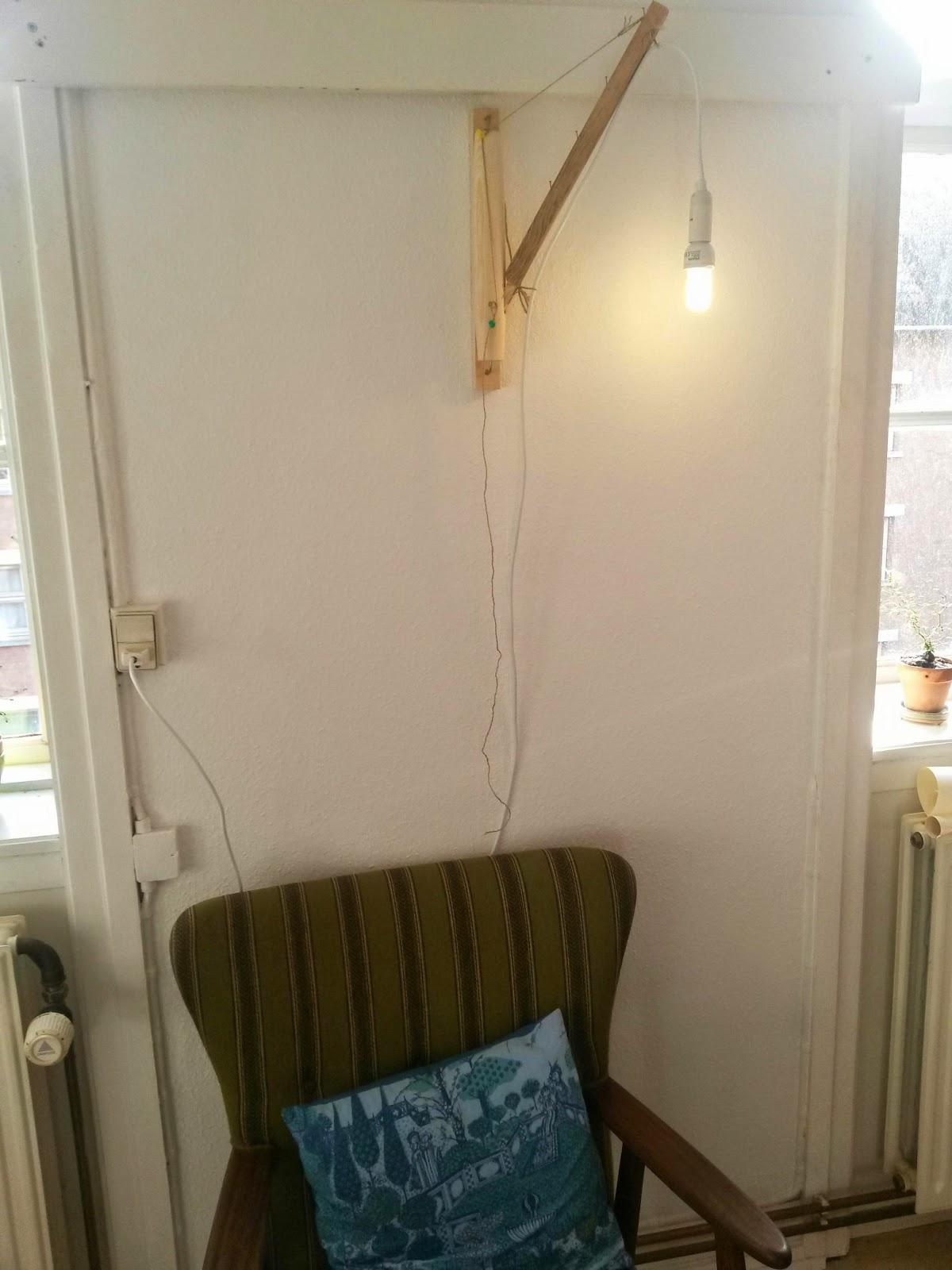 Mikkels dejlige blog: studieprodukt 3 -lampe