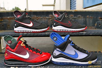 justin amazing sn select feature 30 Justin Amazings Nike LeBron Sneaker Collection by SN Select