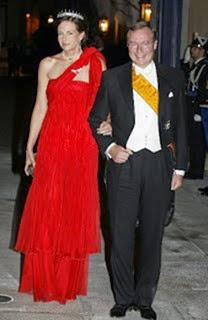 Guillermo y Sibilla de Luxemburgo (1)