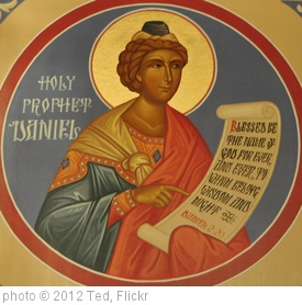 'Prophet Daniel' photo (c) 2012, Ted - license: http://creativecommons.org/licenses/by-sa/2.0/