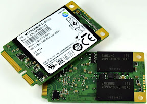 Samsung Announces High-Performance mSATA SSDs for Ultra-Slim Notebook PCs