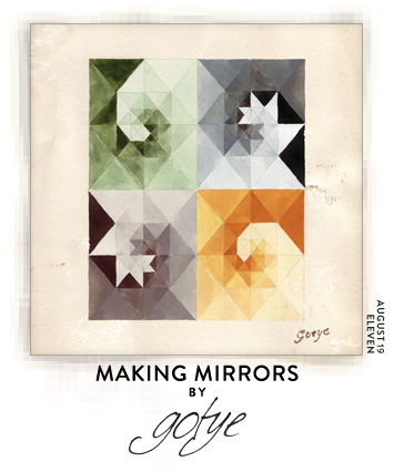 Making Mirrors by Gotye