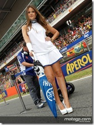 Paddock Girls Gran Premi Aperol de Catalunya  03 June  2012 Circuit de Catalunya  Catalunya (7)