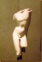 Lisbon, Gulbenkian torso